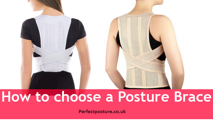 How to choose a Posture Brace