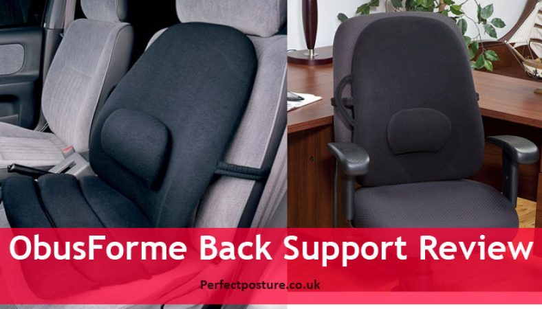 obus forme back support review
