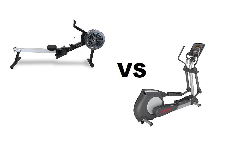 Settling the Debate: Rowing Machine vs. Elliptical Trainer