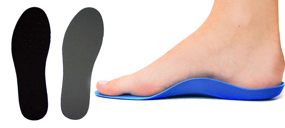 Best Orthotic Insoles For Foot Pain