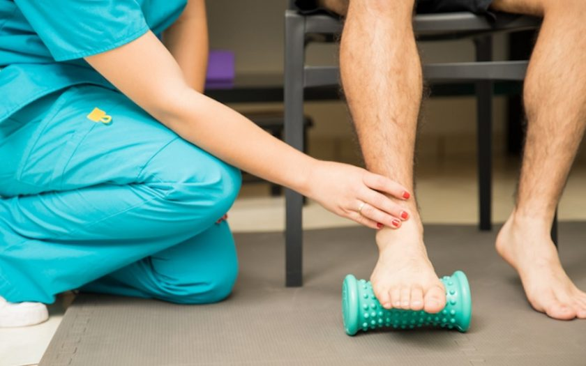Using Foot Rollers For Plantar Fasciitis